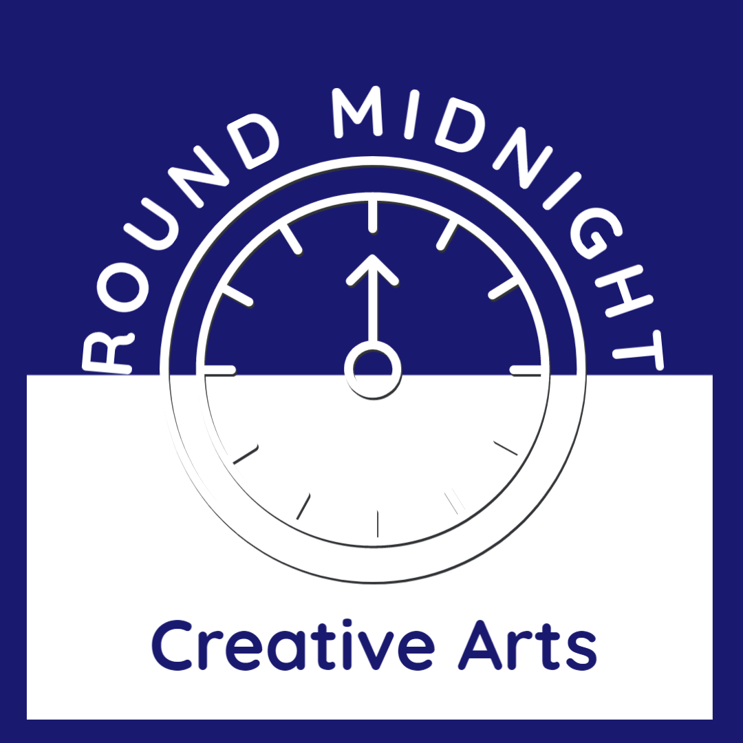 Round Midnight Creative Arts Logo