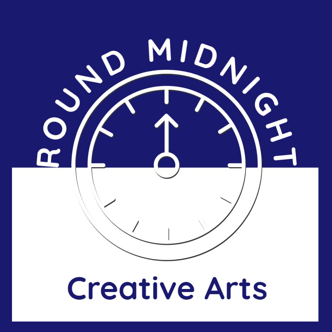 Round Midnight Creative Arts Logo