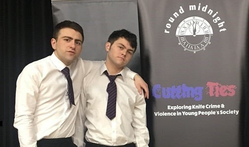 Cutting Ties- Birmingham Community Arts Project